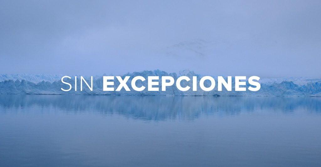Sin Excepciones